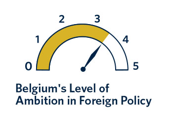 Belgium is a firm believer in a more integrated EU foreign and security policy. But the country sometimes lacks the clarity and drive to put that belief into practice.