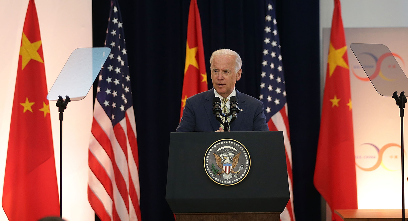 Live Recording Replay: U.S.-China Relations Under Biden – A Look Ahead