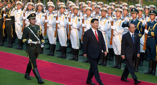 China's Changing Role in Asia