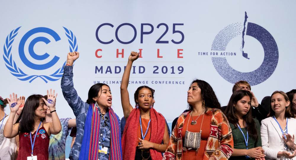 The Hopes and Frustrated Expectations of COP25