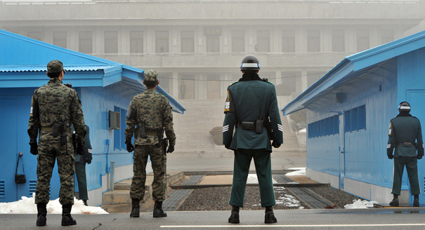 North and South Korea Set Summit, but Nuclear Omission Casts a Shadow
