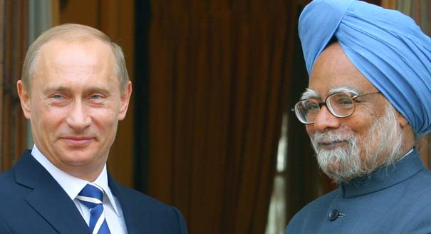 Manmohan Singh's Visit to Moscow – a Cause for Ref