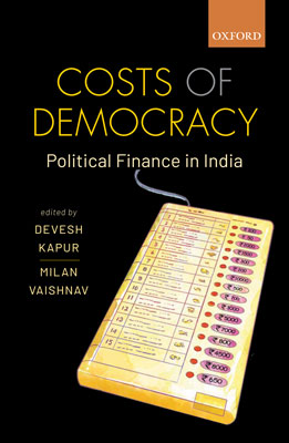 Costs of Democracy: Political Finance in India - Carnegie