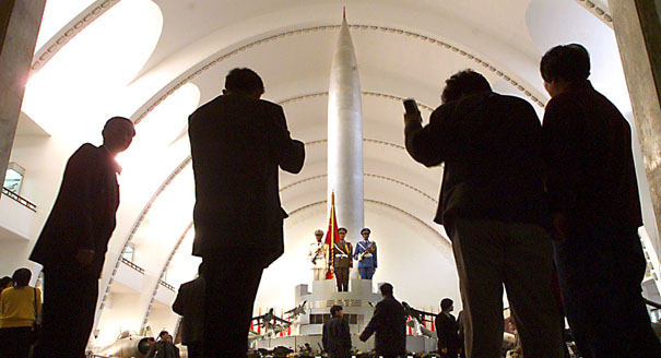 Chinese Military Paper Urges Increase in Nuclear Deterrence Capabilities