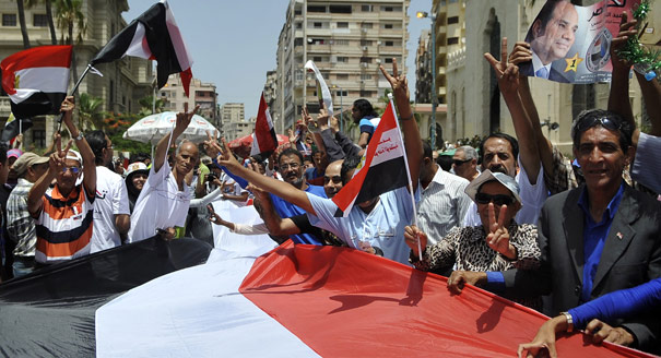 The Economics of Egypt's Rising Authoritarian Order
