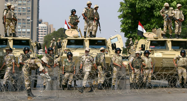 What Egypt Can and Cannot Do Against the Islamic State