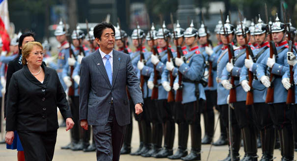 Comparing China's and Japan's Latin American Policy
