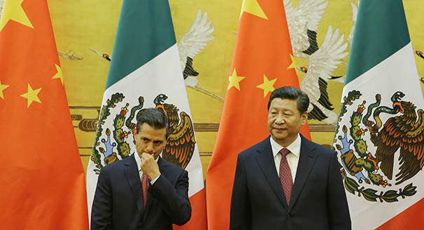 Railway Dispute Shows Weaknesses of China-Mexico Economic Ties