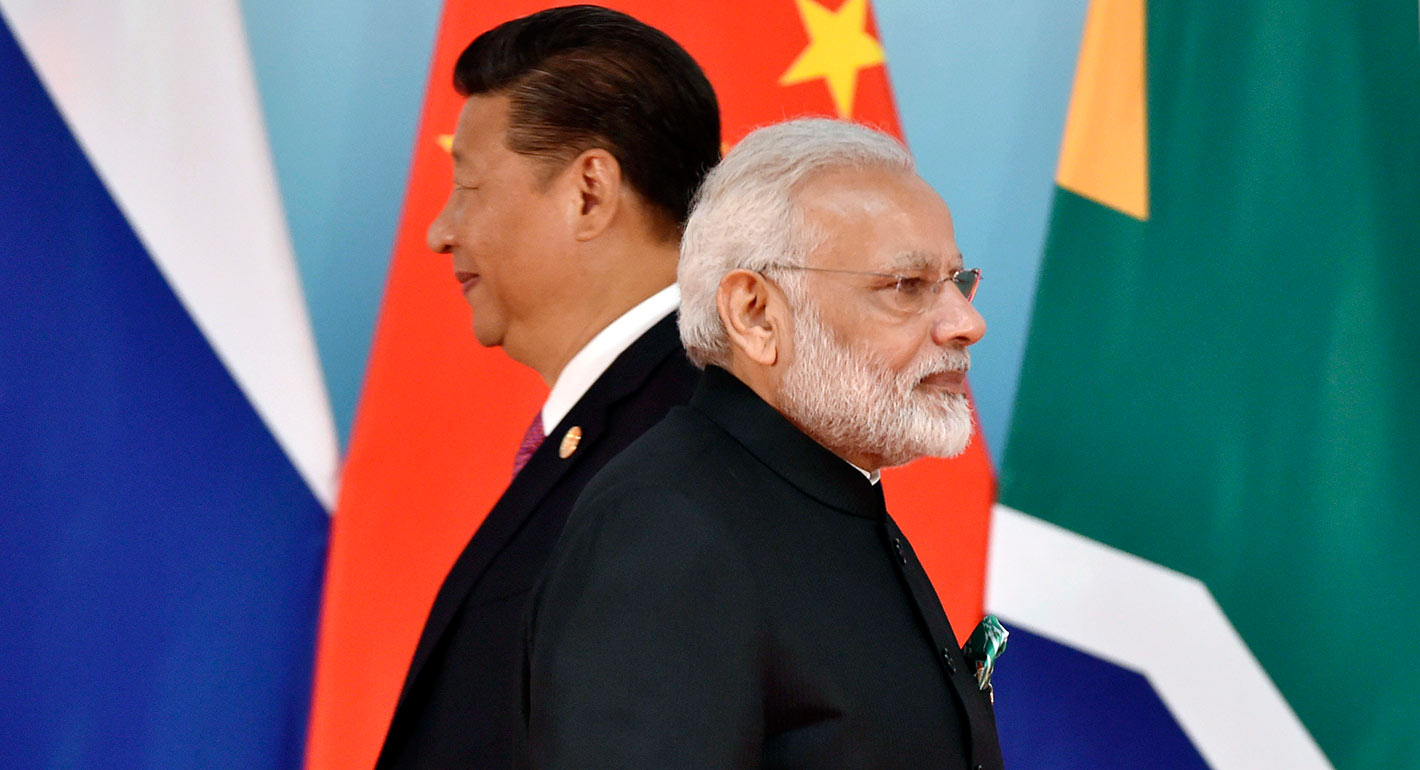 India's Strategic Choices: China and the Balance of Power in