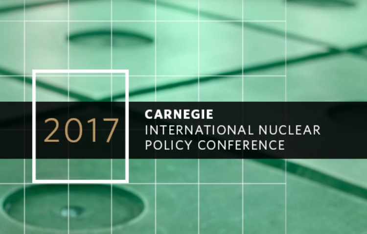 2017 Carnegie International Nuclear Policy Conference