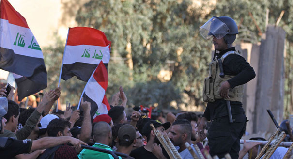How Will the Protests in Iraq Affect the Government Formation Process There?