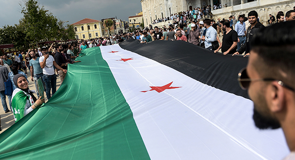 Whither Syria's Opposition?