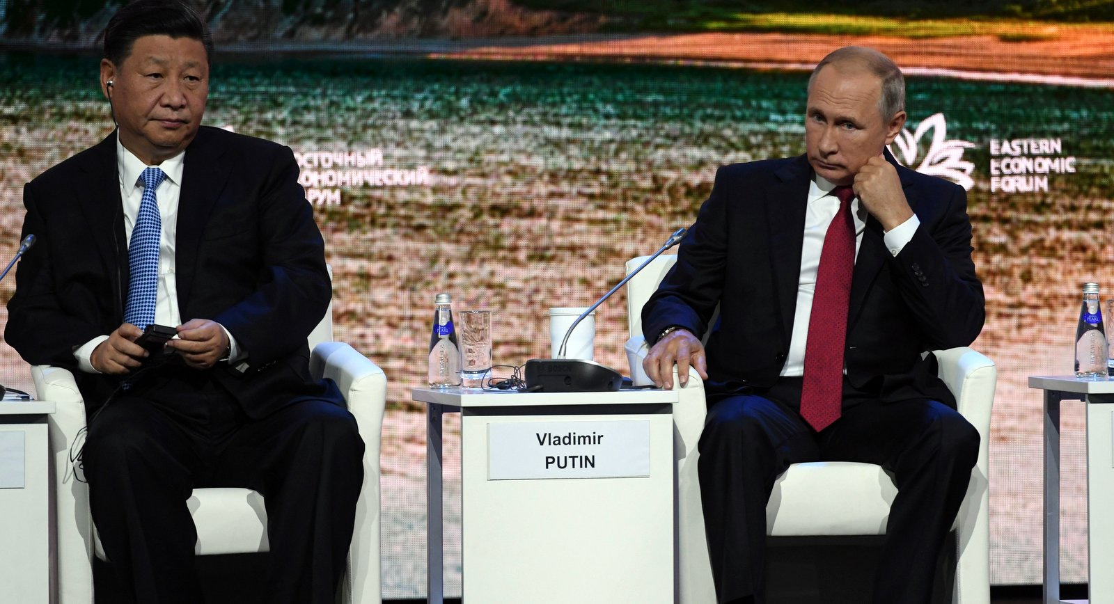 Why Russia and China Are Strengthening Security Ties - Carnegie