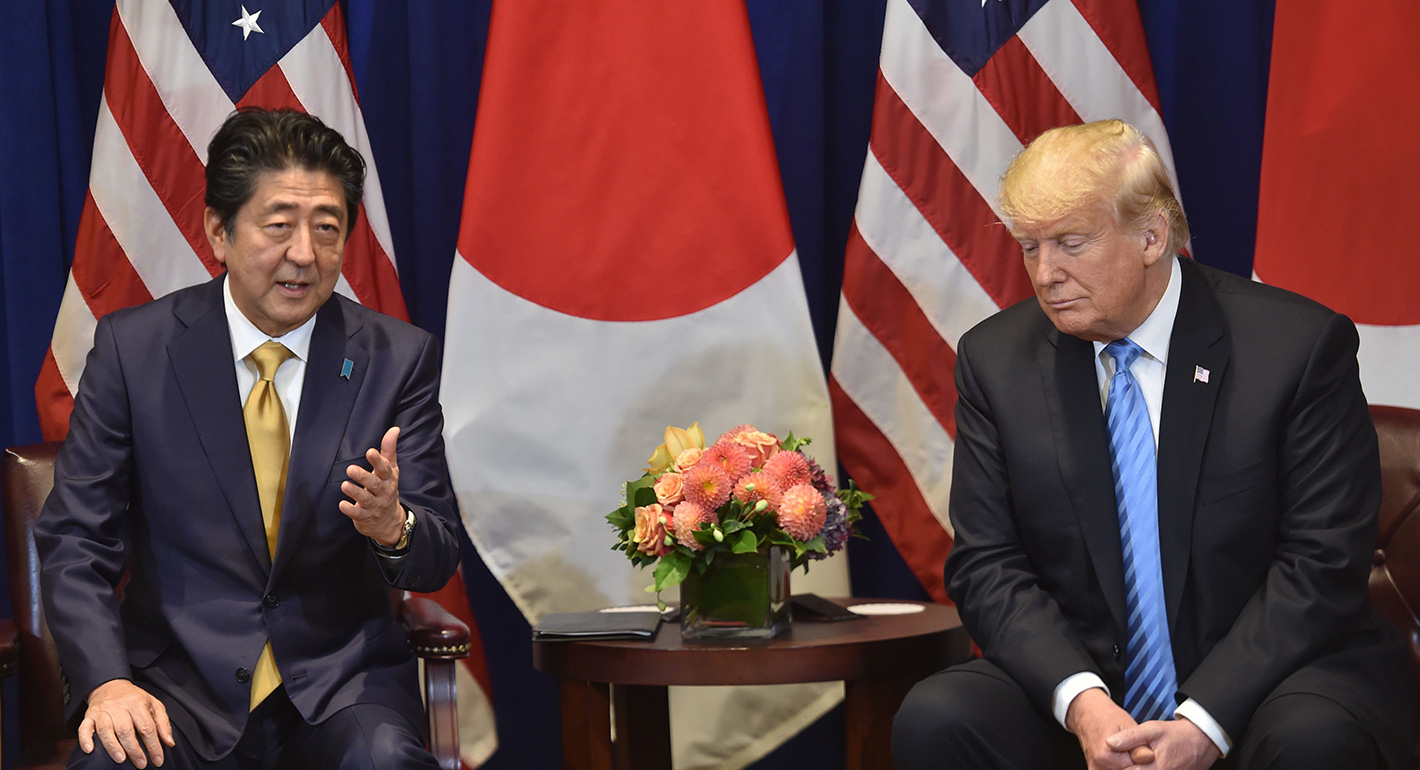 The Critical 6 Months for U.S.-Japan Defense Cooperation We Never Saw Coming