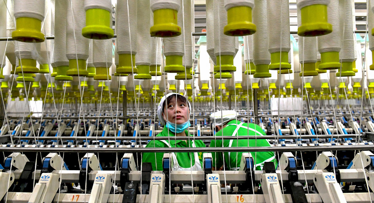 Why Trade Will Continue to Power China, Even as it Tries to Look Inward
