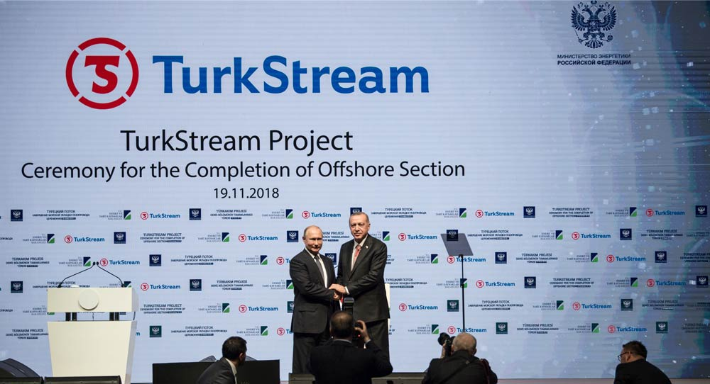 Russia's Gas Strategy Gets Help From Turkey - Carnegie Europe