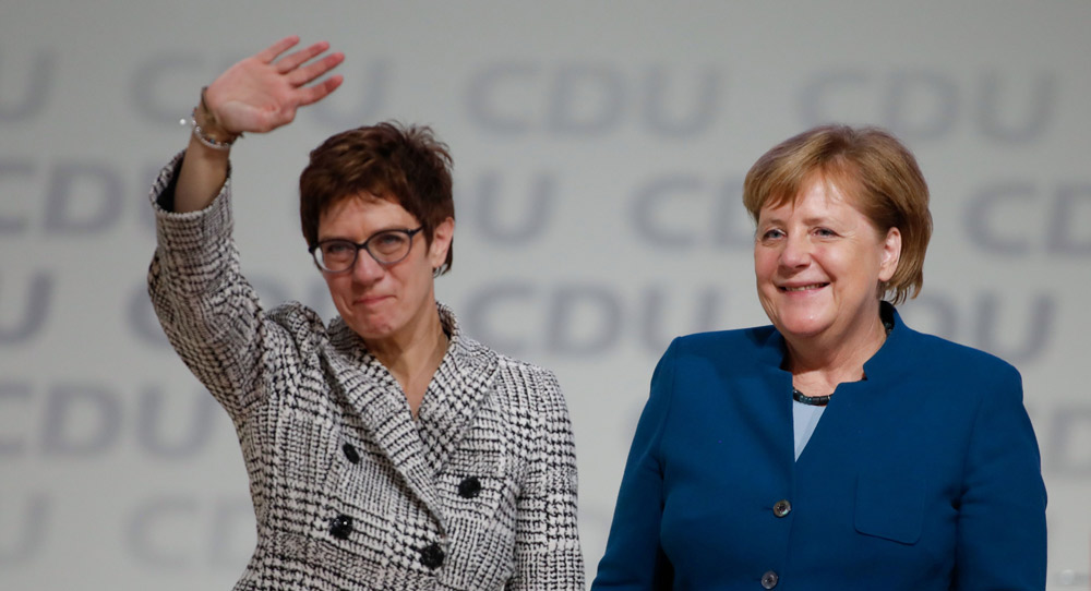 Don't Write Off Angela Merkel or AKK
