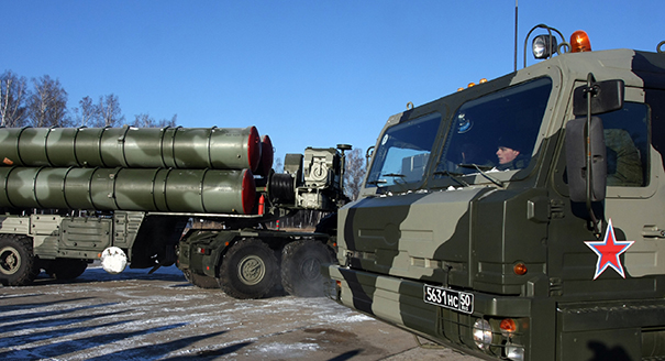 How Will Turkey's Purchase of Russia's S-400 Air Defense System Affect Ties with NATO?