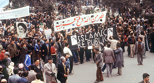 Did the 1979 Revolution Liberate Iran, or Imprison It in a Revolutionary Moment?