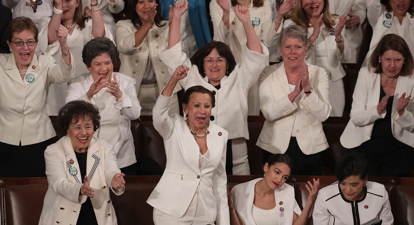 Political Parties Weren't Made For Women — That Needs to Change
