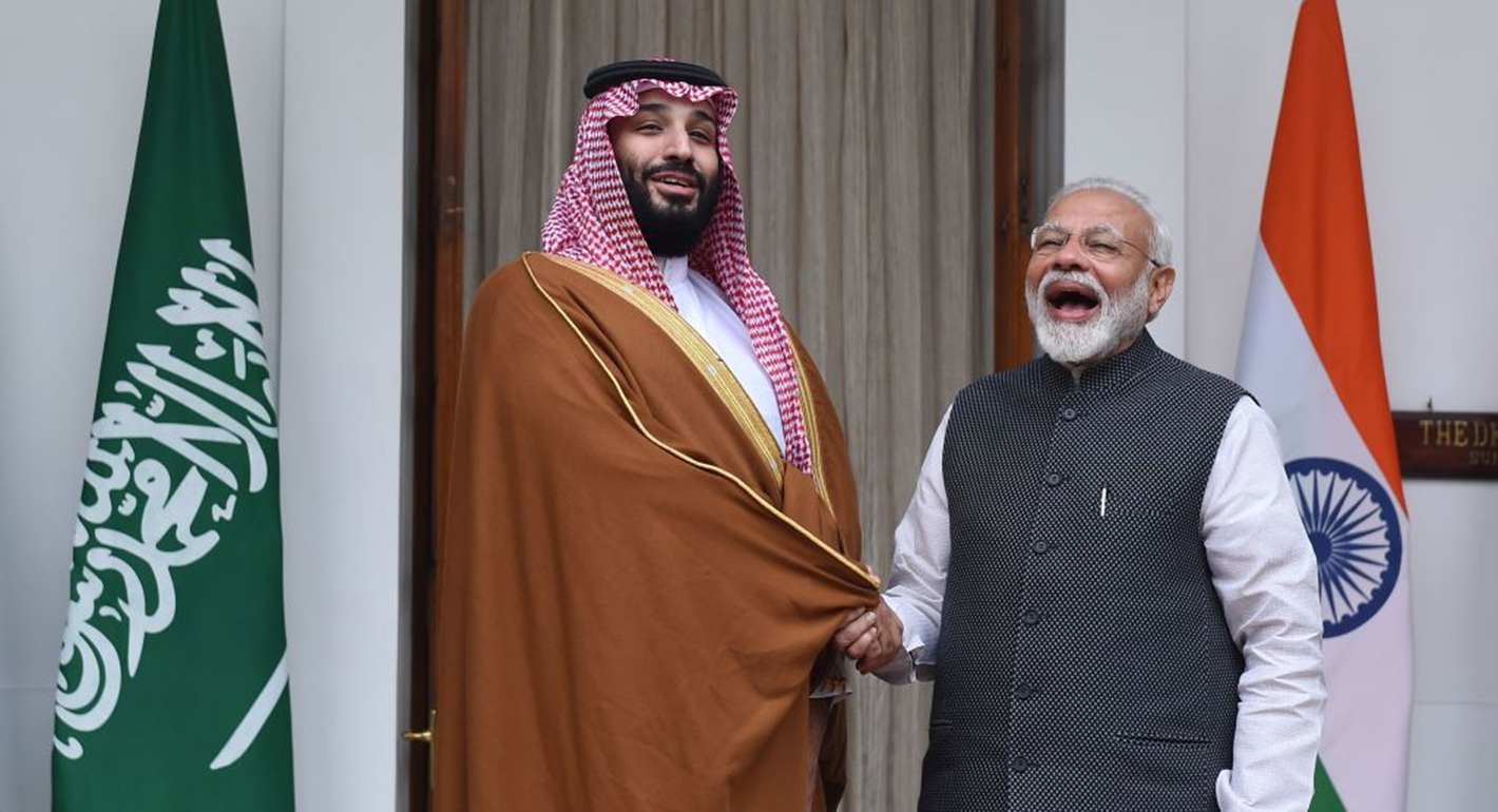 The Logic of the Rapprochement between India and the Arabian Gulf