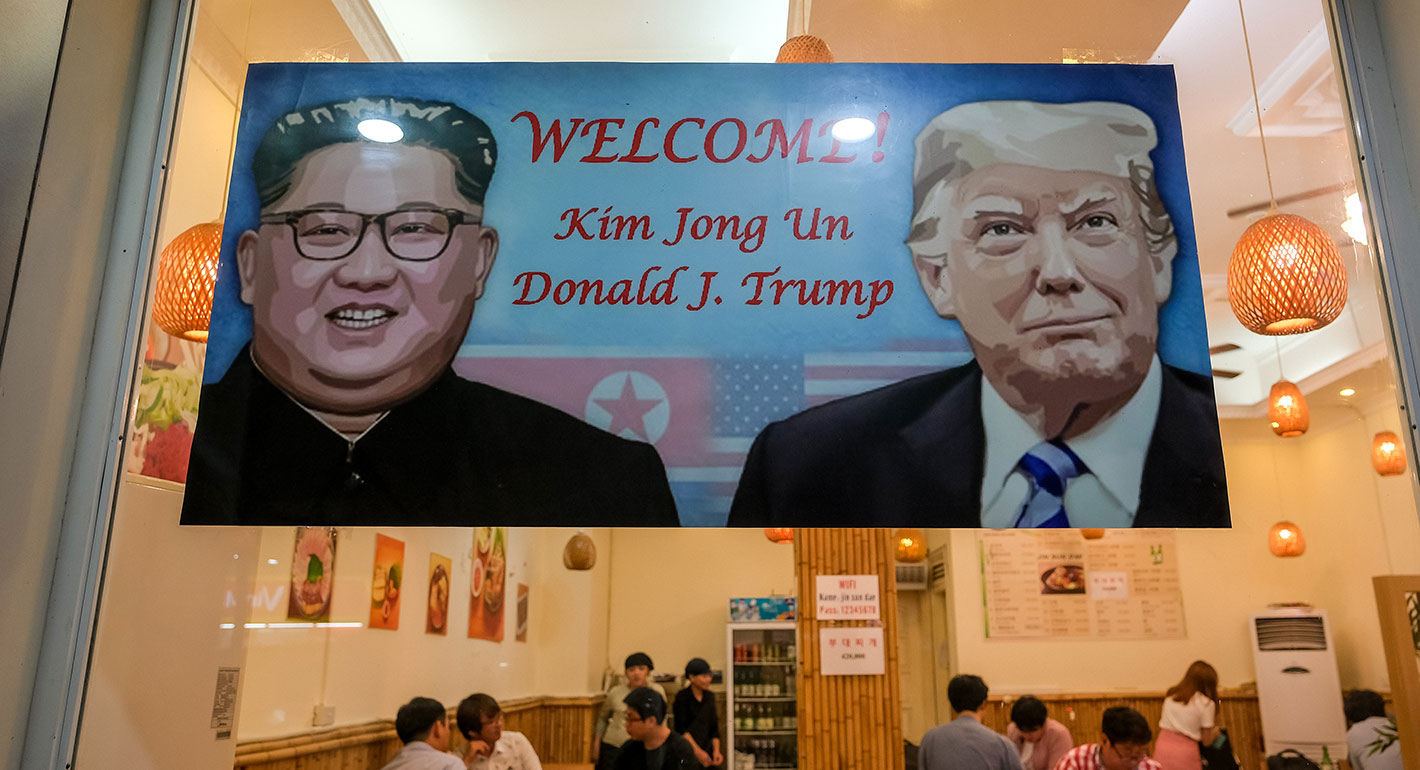 What Will Happen at the Second Trump-Kim Nuclear Summit?