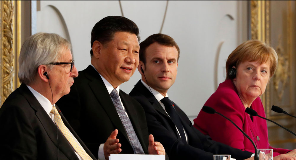 Judy Asks: Is China Devouring Europe?