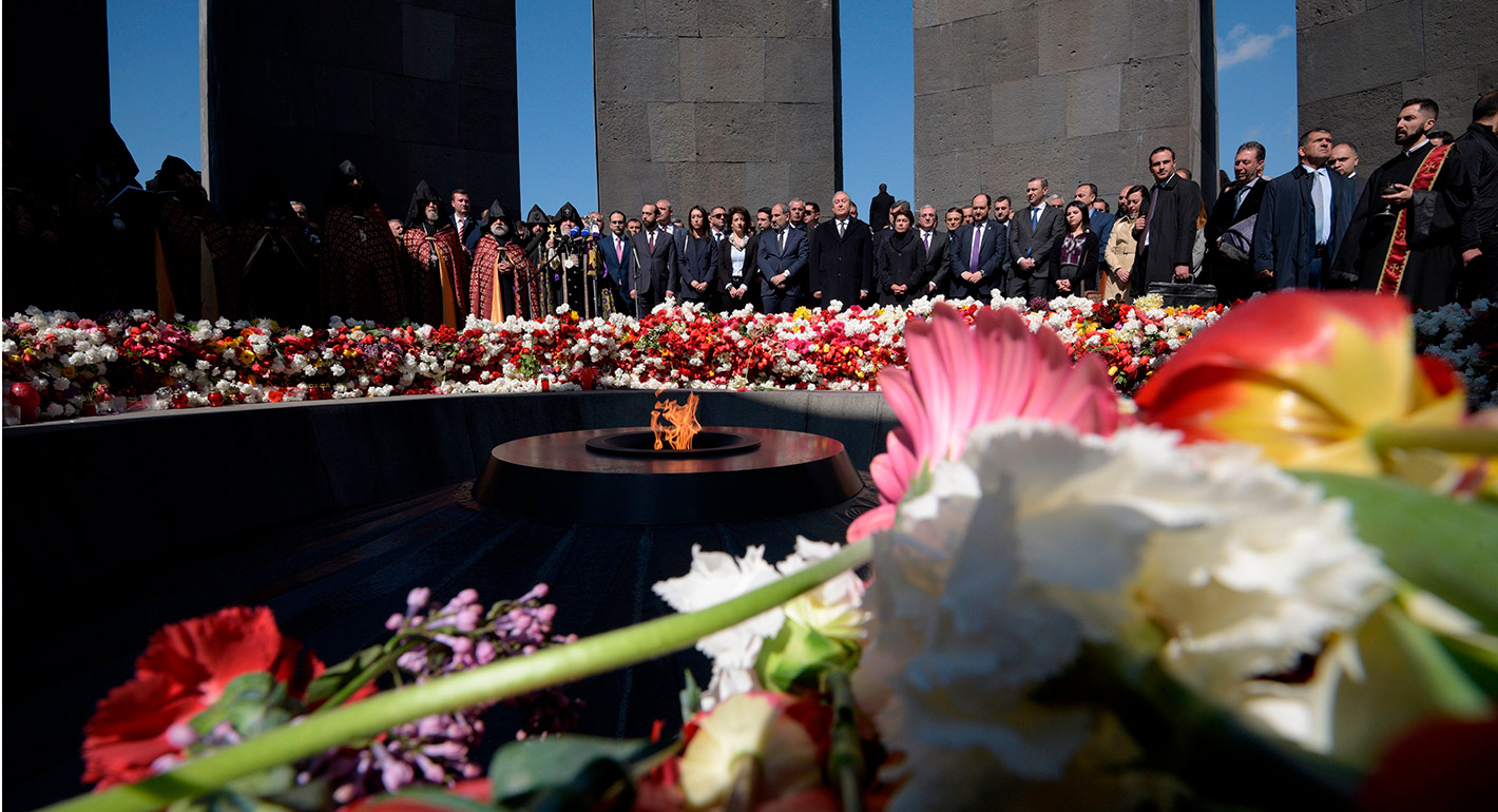 What Next After the U.S. Recognition of the Armenian Genocide?