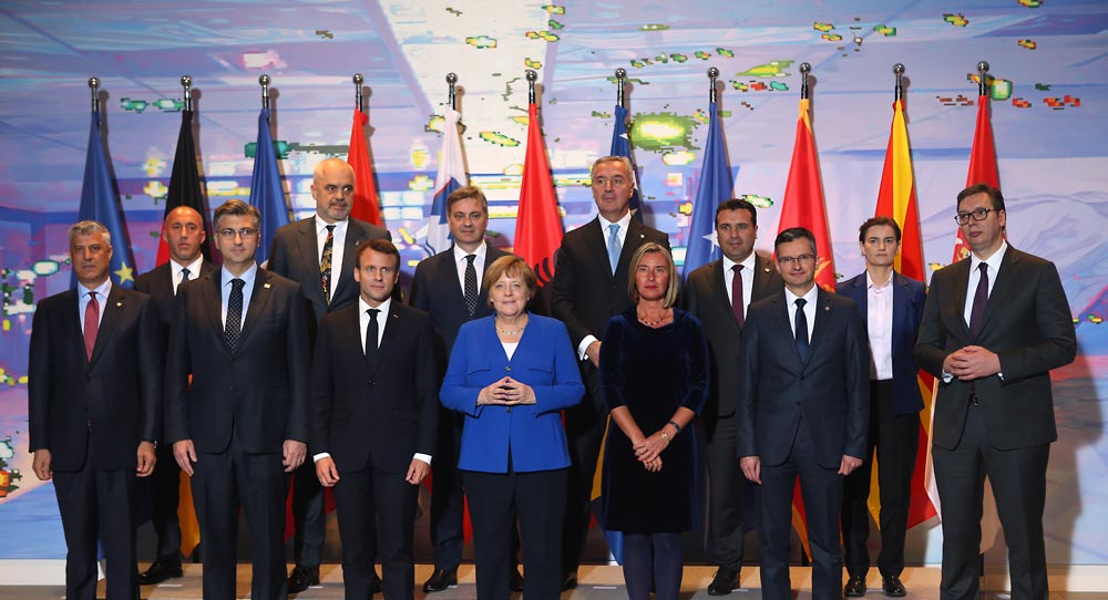 Europe Puts the Western Balkans on Hold
