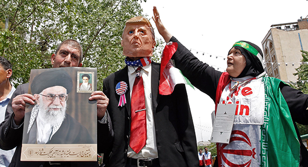 Is a Military Confrontation Between the United States and Iran Becoming Inevitable?