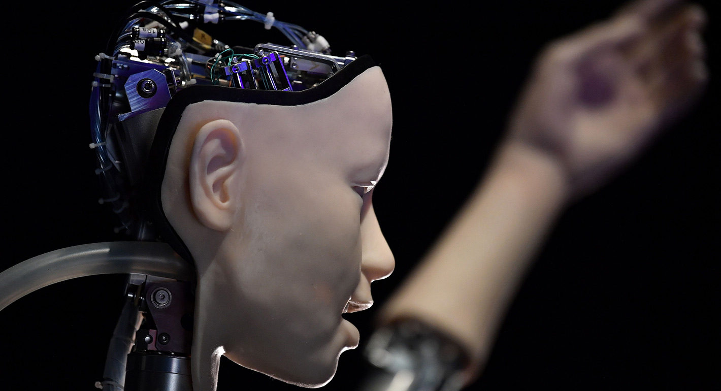 The World Isn't Ready for AI to Upend the Global Economy