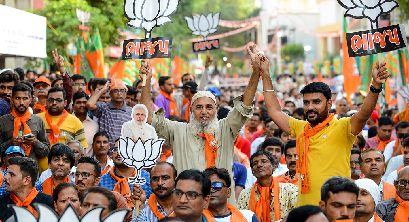 The Dawn of India's Fourth Party System - Carnegie Endowment