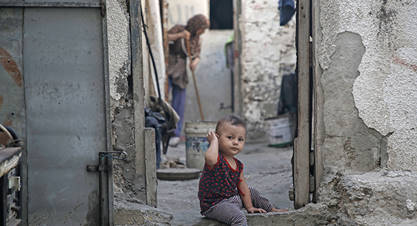 Palestinians Under a Microscope