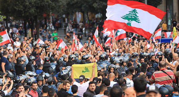 Hezbollah Has Trapped Itself