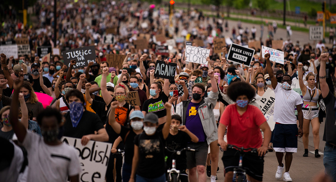 The U.S. Shows All the Signs of a Country Spiraling Toward Political Violence