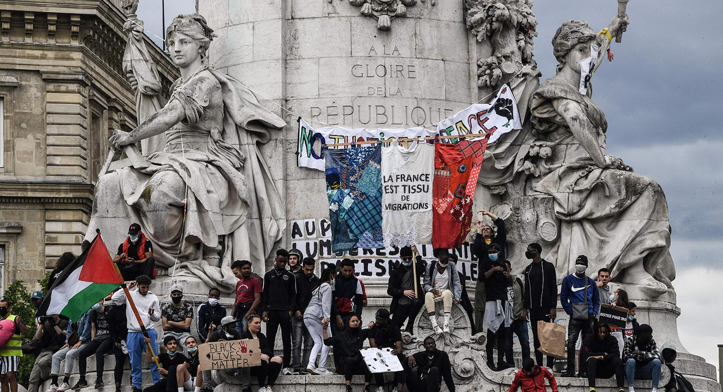 Global Democracy Supporters Must Confront Systemic Racism