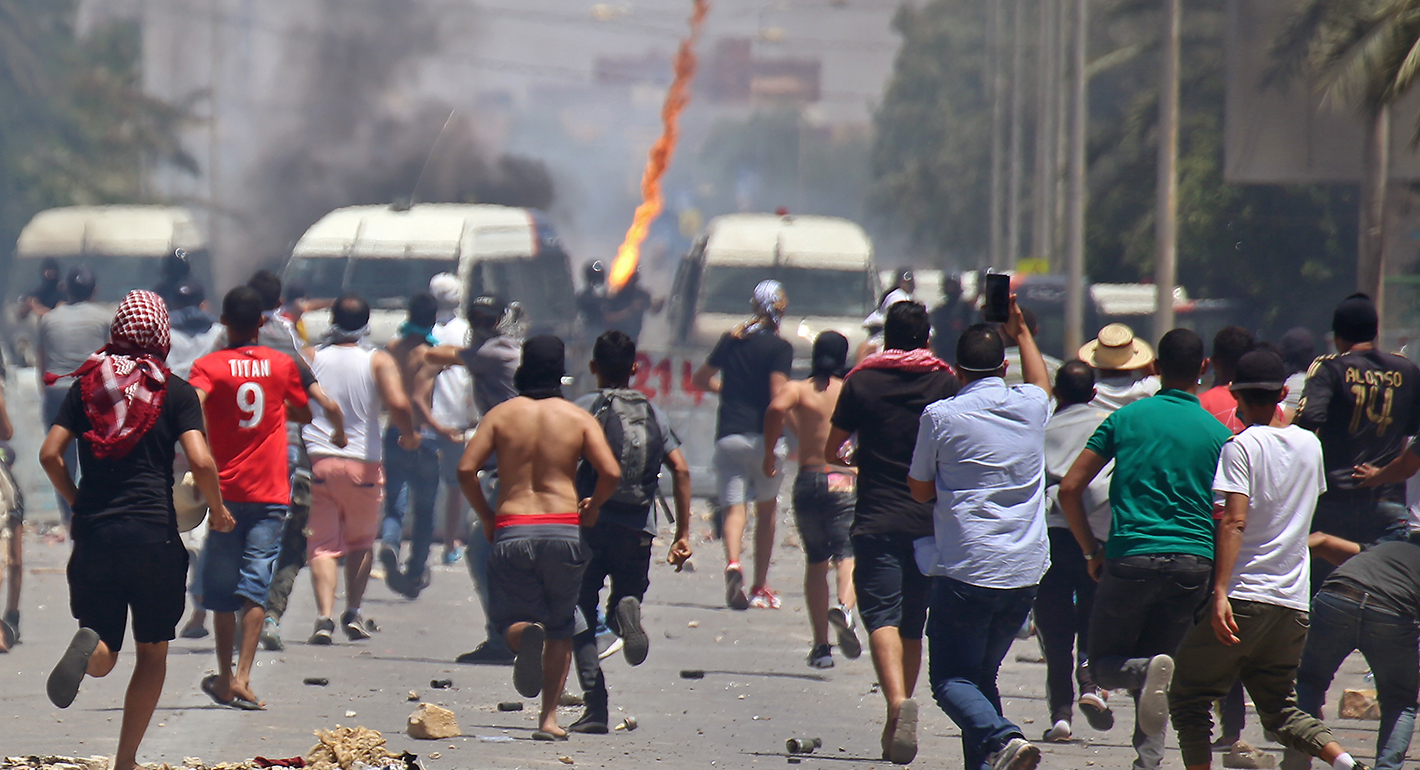 Life on the Edge: How Protests in Tataouine Forced Tunis to Back Down