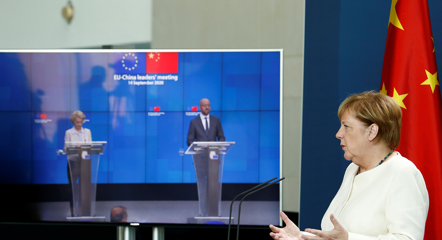 China's Diplomatic Duo Fails to Engineer a Successful Summit with Europe