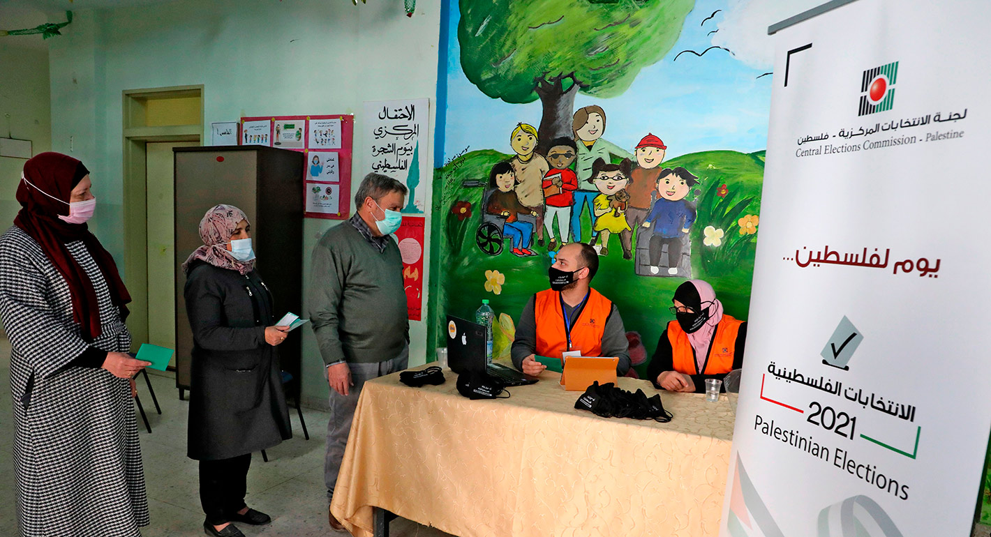 Slightly Dialing Back the Cynicism About Palestine's Upcoming Elections