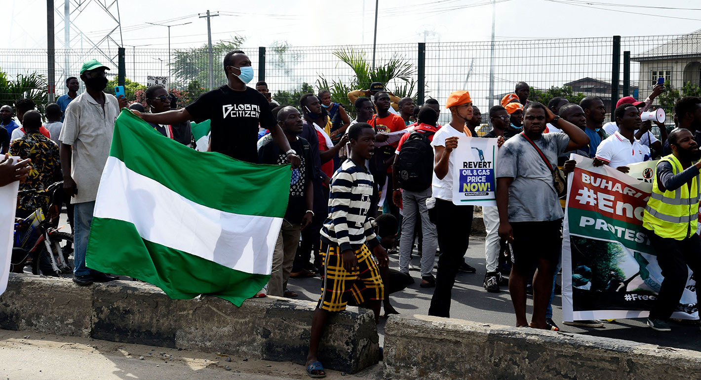 Fake Civil Society: The Rise of Pro-Government NGOs in Nigeria