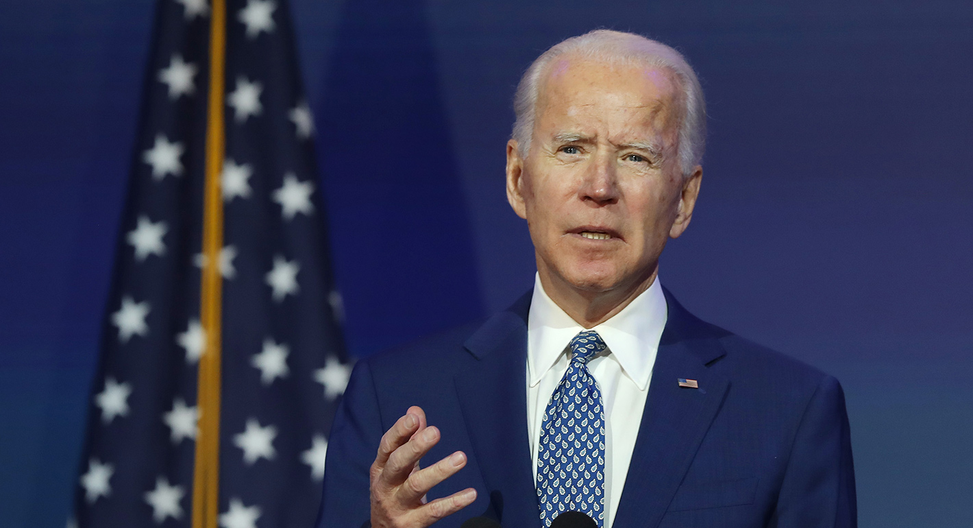 Why Joe Biden's First Order of Business Should Be America, Not China