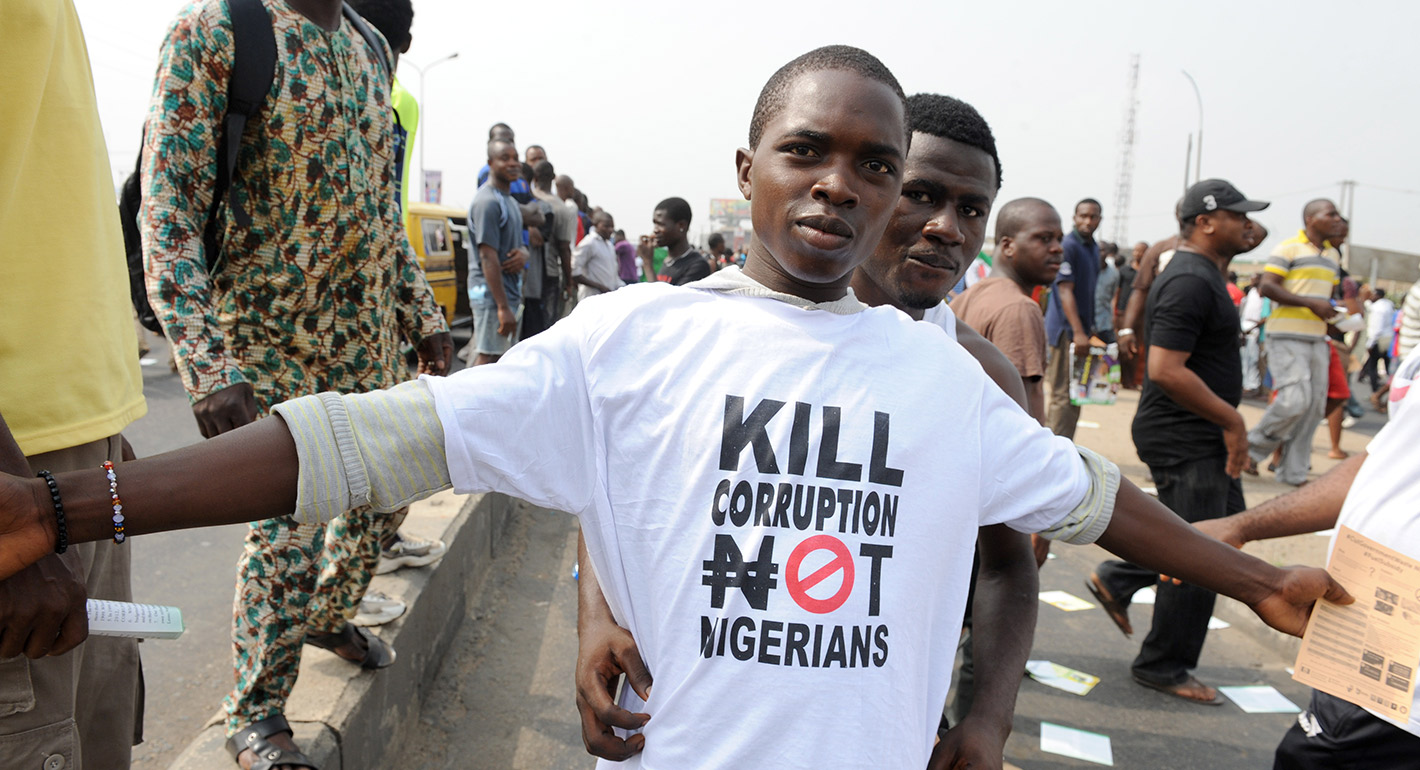 A New Taxonomy for Corruption in Nigeria - Carnegie Endowment for