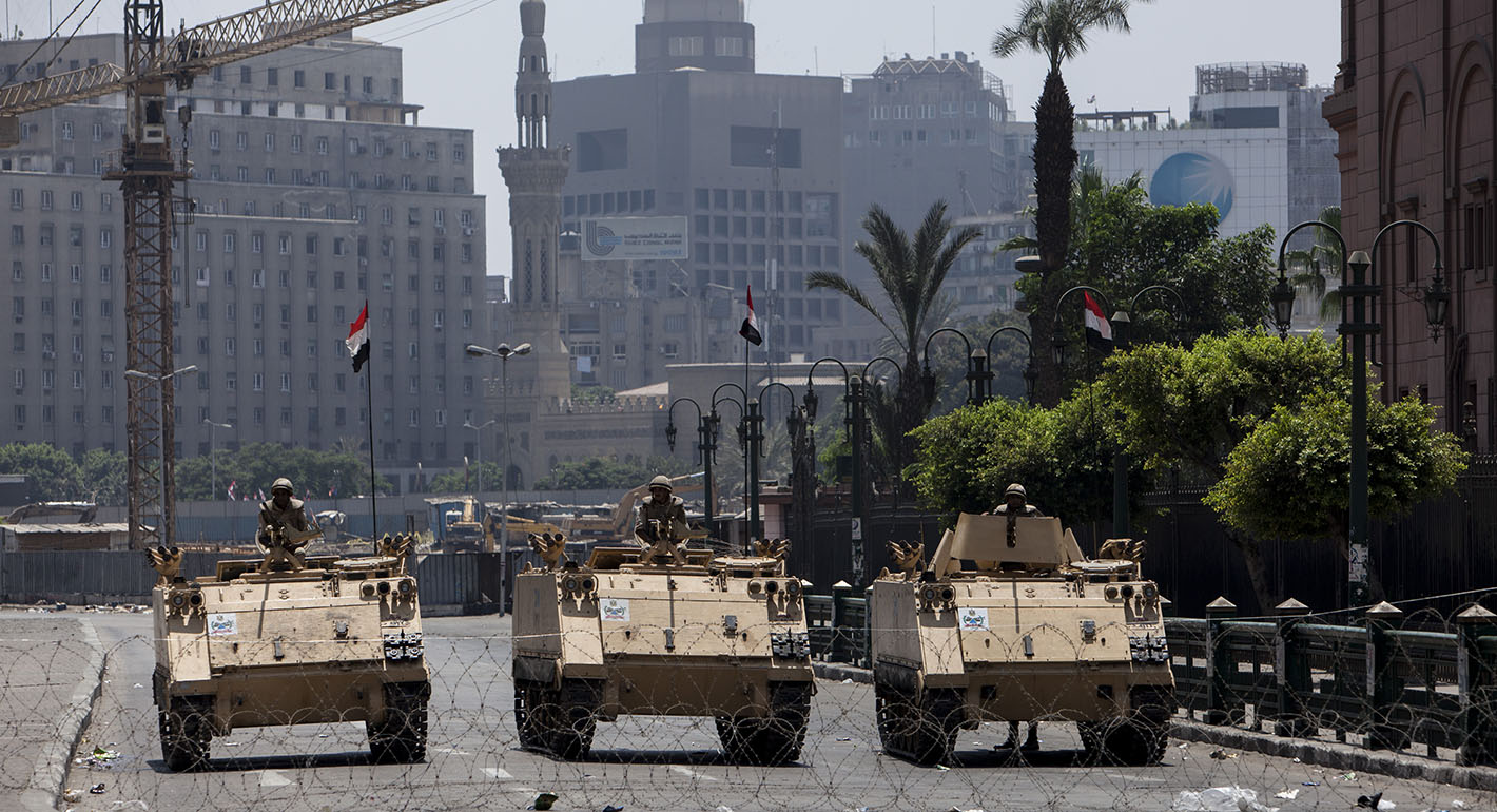Egypt's Military as the Spearhead of State Capitalism