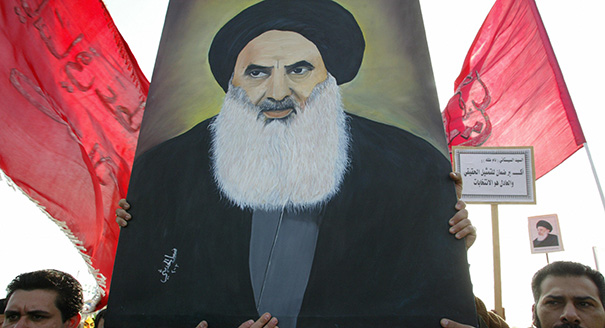 The Subtle Power of Sistani