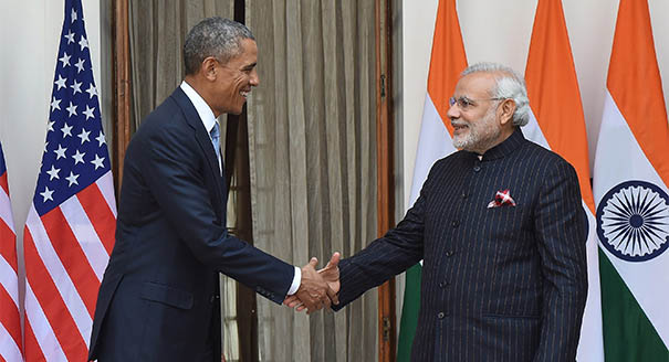 Close India-US Ties are Crucial for Shaping Global