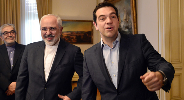 Iran and Greece