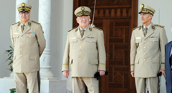Algeria's Interim President Has Announced That a Presidential Election Will Be Held on December 12