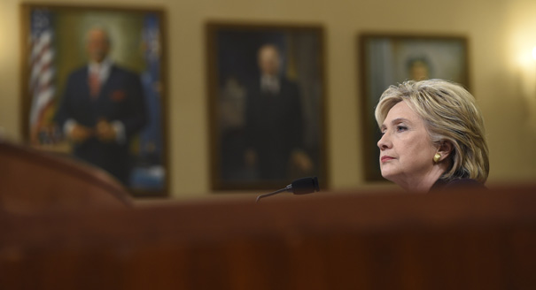 Clinton Transcends Committee Cynicism