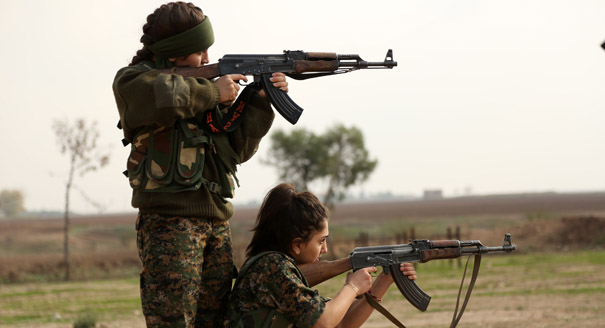 The Women of Rojava