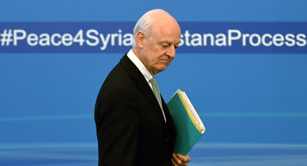 End Game for the Syrian Opposition